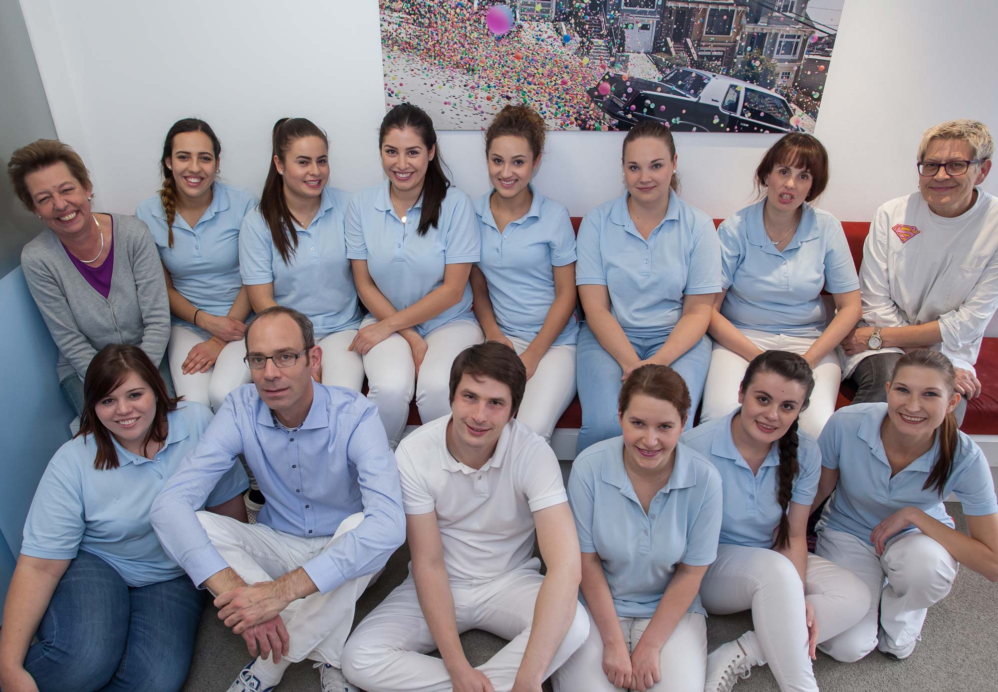 Team Dr. G. Lang Leonberg